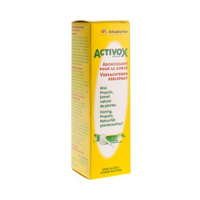 ACTIVOX SPRAY PROPOLIS 30ML