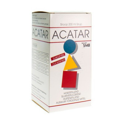 ACATAR NF SIR 200 ML