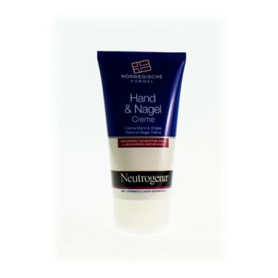 NEUTROGENA N/F HAND & NAGELCREME TUBE 75ML