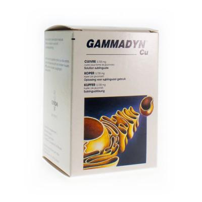 GAMMADYN AMP 30 X 2 ML CU UNDA