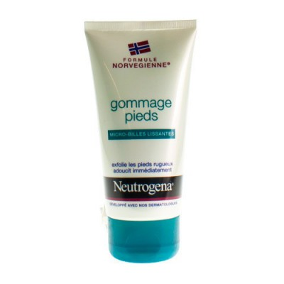NEUTROGENA N/F PEELING VOETEN TUBE 75ML