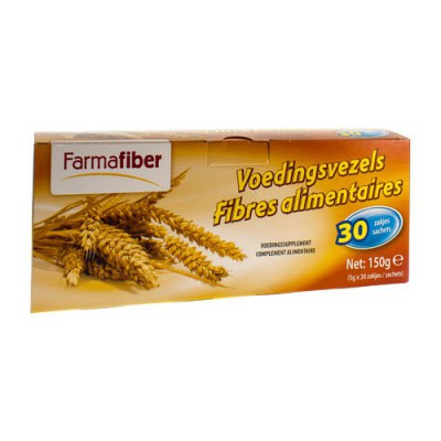 FARMAFIBER VOEDINGSVEZELS 30X5G 6156