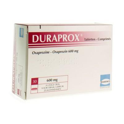 DURAPROX COMP 30 X 600 MG