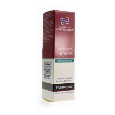 NEUTROGENA N/F CR VEREELDE VOETEN TUBE 50ML