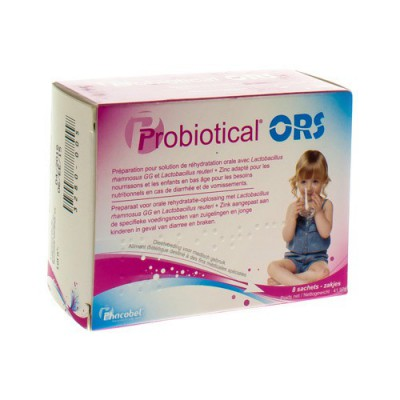 PROBIOTICAL ORS STICK 8