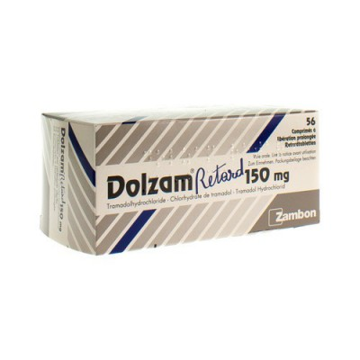 DOLZAM RETARD 150 TABL 56 X 150 MG