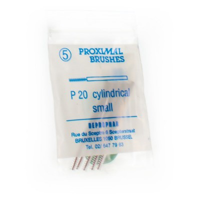 PROXIMAL TANDENB M/HEFT CYLINDRISCH SMALL 5 P20