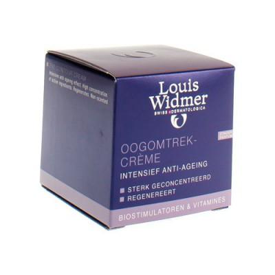 WIDMER CREME OOGOMTREK N/PARF 30ML