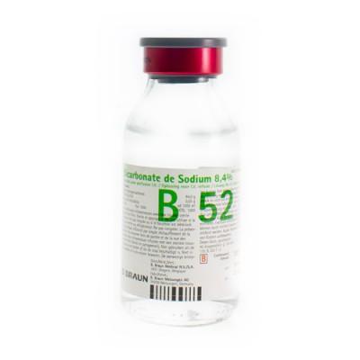 BR- GL/VR NA BICAR SOD 8,4% 1X100ML