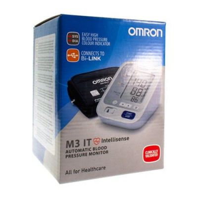 OMRON M3 IT BLOEDDRUKMETER ARM HEM7131UE