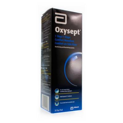 OXYSEPT 1 STEP 1M 300ML + 30 COMP