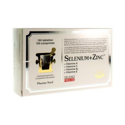 SELENIUM+ZINC COMP 150