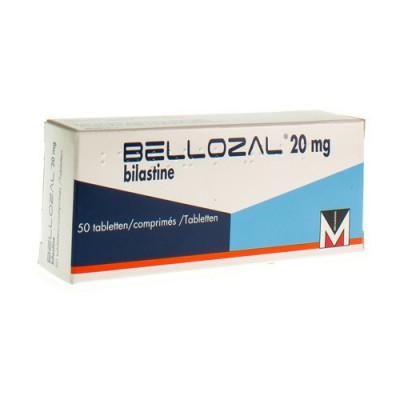 BELLOZAL 20 MG FILMOMH TABL 50 X 20 MG