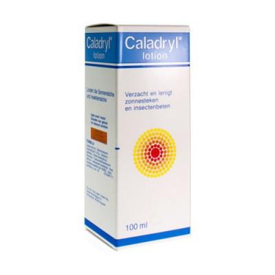 CALADRYL LOTION 100 ML