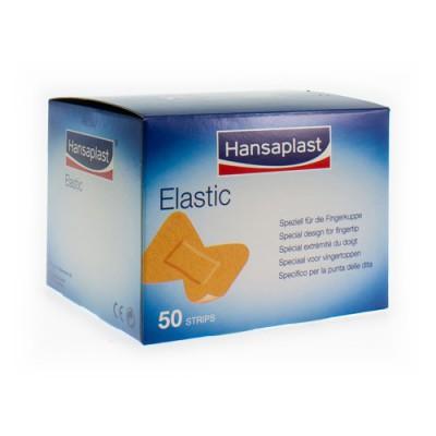HANSAPLAST ELASTIC FINGERSTRIPS 44X50MM 50 0254700