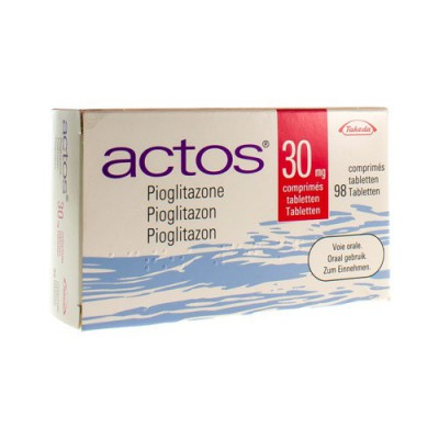ACTOS 30 MG COMP 98 X 30 MG