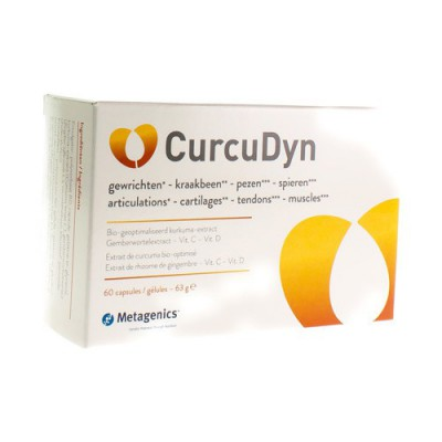 CURCUDYN CAPS 60 18127 METAGENICS
