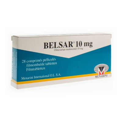 BELSAR COMP 28X10MG