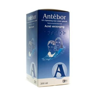 ANTEBOR SOL. 200 ML