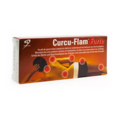 CURCUFLAM FORTE TABL 20