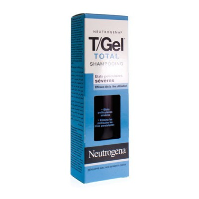 NEUTROGENA T GEL TOTAL SHAMPOO 125ML