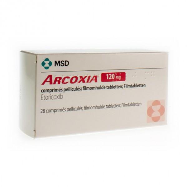 Arcoxia 120 Mg Prospect
