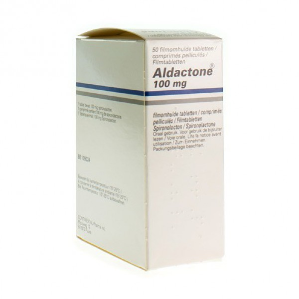 ALDACTONE COMP 50 X 100 MG | Apotheek Kerre