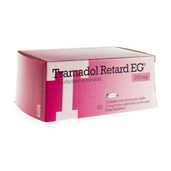 Contramal 100 mg compresse