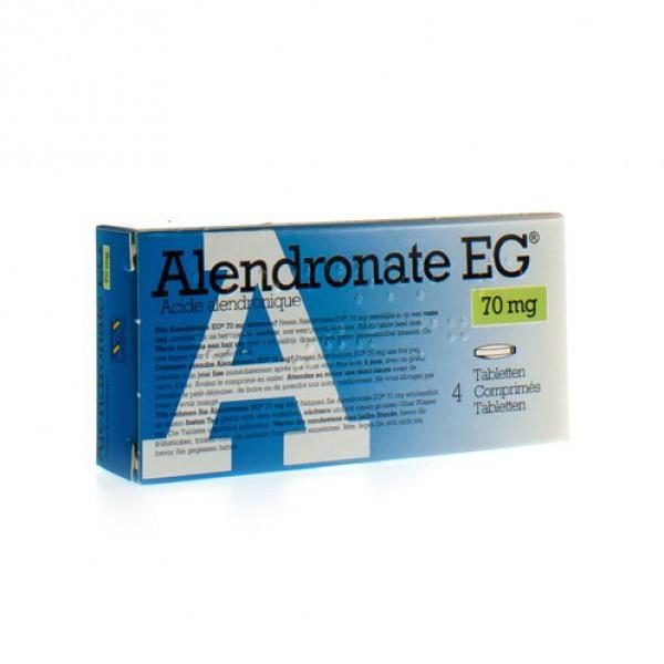 Alendronate 70 Mg En Espanol